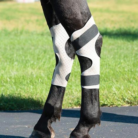 Weaver Leather Cool Aid Equine Icing Cooling Hock Wraps