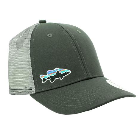 Patagonia Fitz Roy Small Mouth LoPro Boy's Trucker Cap