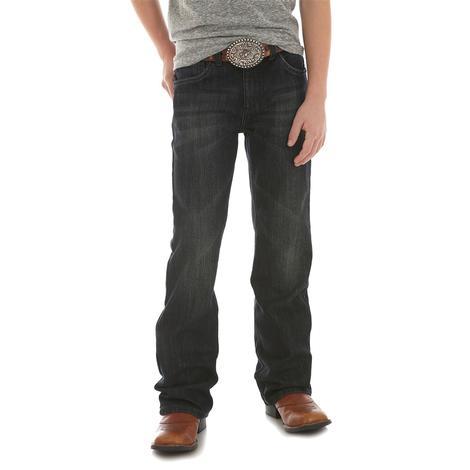 Wrangler Jefferson Vintage Boy's Boot Jean