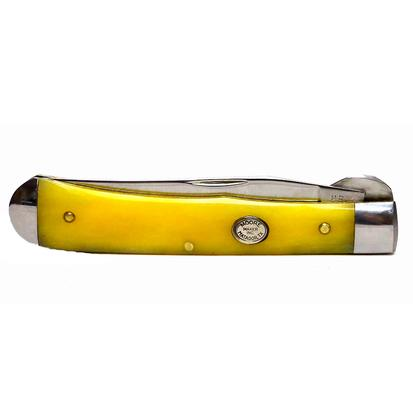Single Blade Liner Lock Pocket Knife 4 1/4 Inches