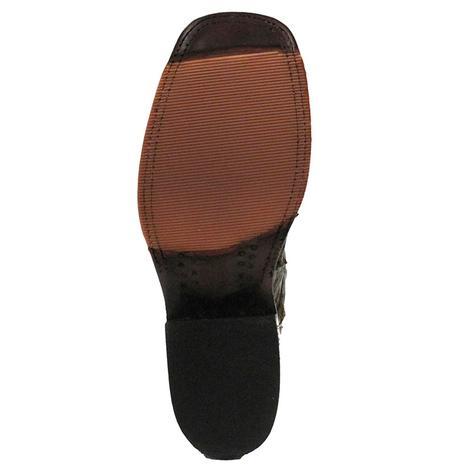 Anderson Bean Womens Bass Western Boots