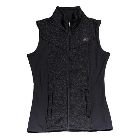 Powder River Bonded Performance Zip Up Women's Vest