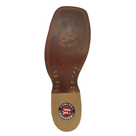 Tony Lama Leviathan Chocolate Men's Boots