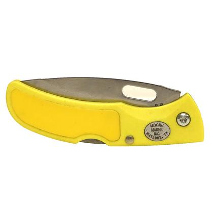 Roper Lockback Clip Pocket Knife 3 3/4 Inches