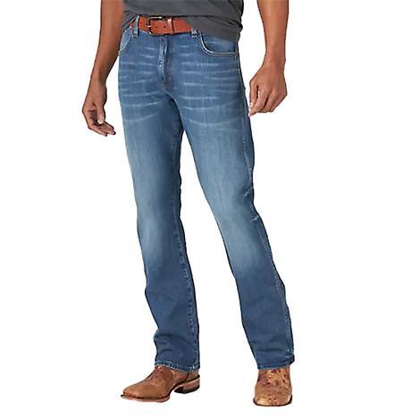 Wrangler Retro Irving Slim Fit Boot Cut Men's Jeans