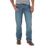 Wrangler Mens Retro Slim Bootcut Jeans