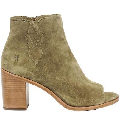 Frye Boots Danica Peep Women's Bootie