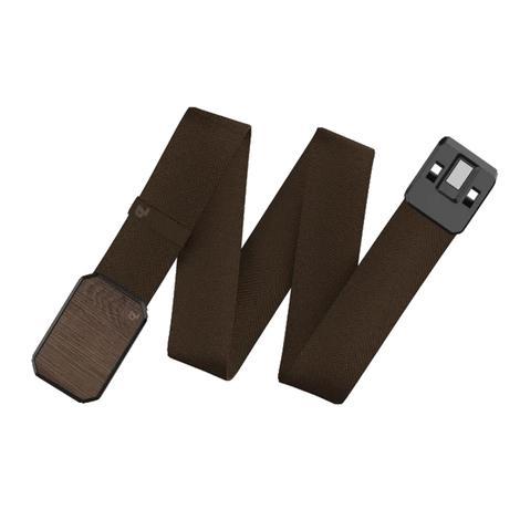 Groove Life Walnut Brown Men's Belt