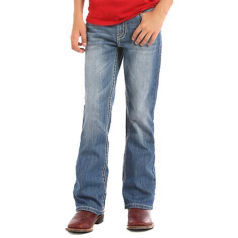 Rock & Roll Cowboy Boys BB Gun Regular Fit Jeans