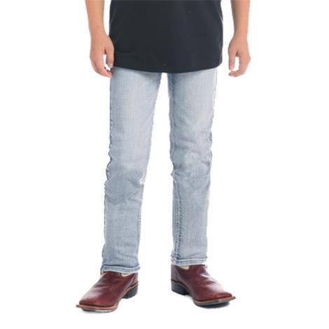 Rock and Roll Cowboy Reflex Medium Wash Boy's Jeans