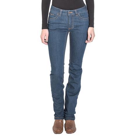 Kimes Ranch Betty 17 Midrise Bootcut Women's Jeans