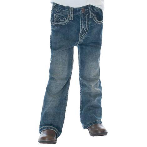 B. Tuff Hooah Boy's Jeans - Size 4-14