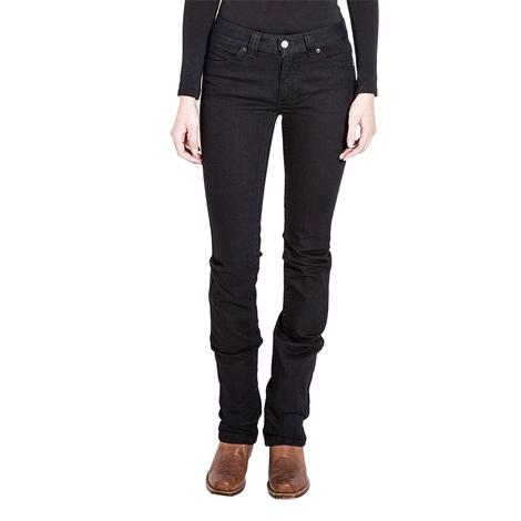 Kimes Ranch Black Betty Mid Rise Bootcut Women's Jeans