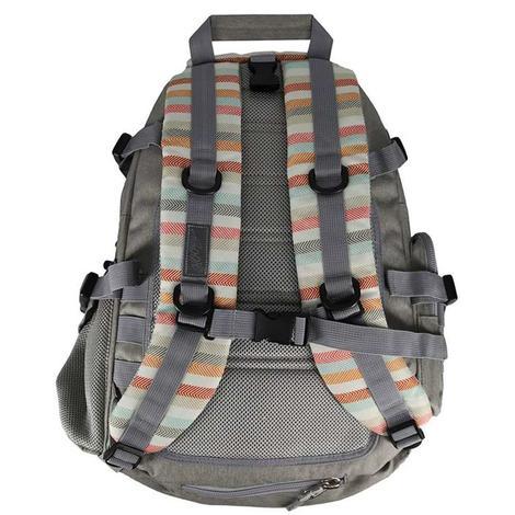 Hooey Mule Grey Backpack