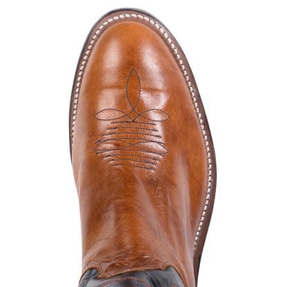 Olathe Mens Goat Cowboy Boots