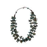 Chelsea Collette Womens Pachama Brown Necklace