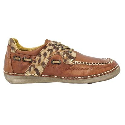 Cinch Womens Leopard Rider Casual Shoes