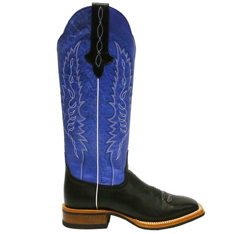 Cinch Womens Rustic Royal Blue Western Boots