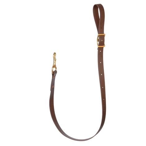 Cactus Biothane Tie Down - Black or Brown