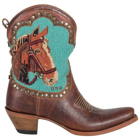Double D Ranch Womens Shadowfax Western Boots