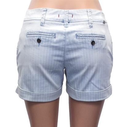 Dear John Womens Hampton Tencel Stripe Shorts