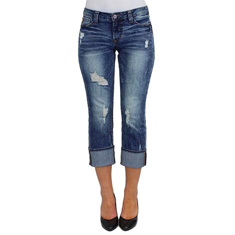 Dear John Womens Playback Jeans