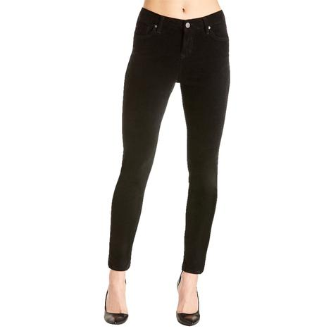 Dear John Gisele Highrise Black Skinny Pants