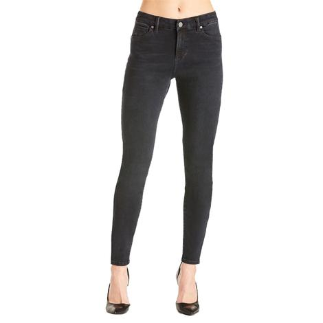 Dear John Denim Gisele Highrise Hunter Skinny Jeans