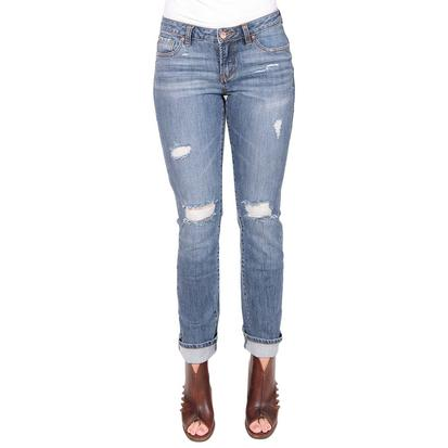 Dear John Denim Womens Playback Straight Argenta Jeans