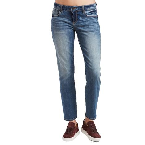 Dear John Denim Riley Harrison Highrise Straight Leg Women's Jean