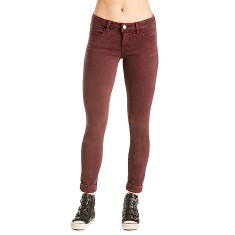 Dear John Denim Metro Plum Women's Jegging