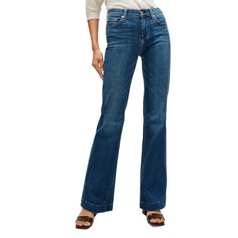 7 For All Mankind Medium Melrose Dojo Women's Jeans