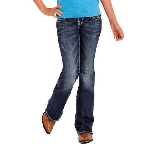 Rock & Roll Cowgirl Kids Jeans