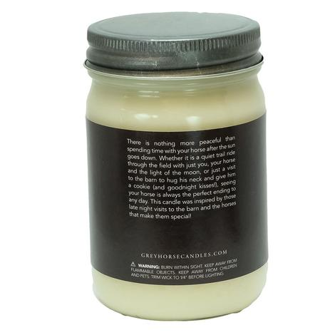 Grey Horse Moonlight Ride Soy Candle