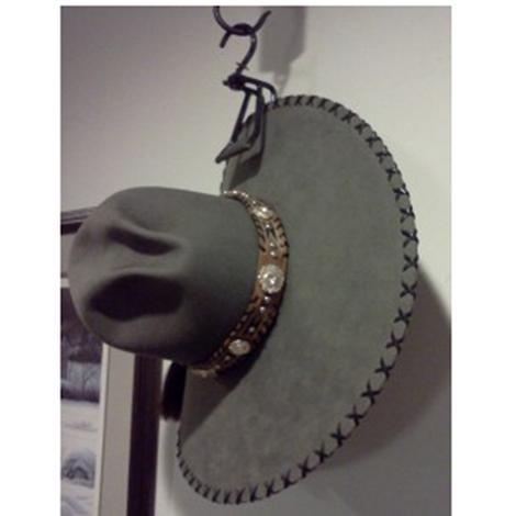 Dix Cowboy Hat Hanger