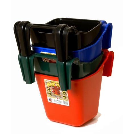 Miller MFG. Plastic Hook Over Feeder 12 Quart