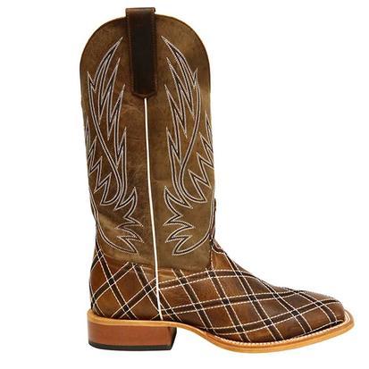 Horse Power Youth Mad Dog Zig Zag Boots