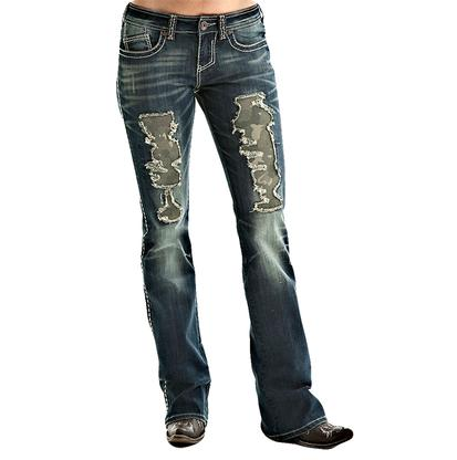 Cowgirl Tuff Womens Call Of The Wild Jeans
