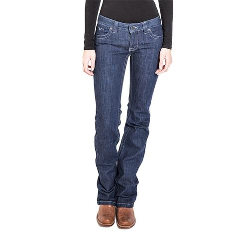Kimes Ranch Jolene Low Rise Fitted Thigh Women's Jeans