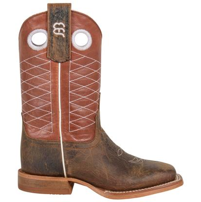 Anderson Bean Toddler and Kids' Toasted Bison Boots