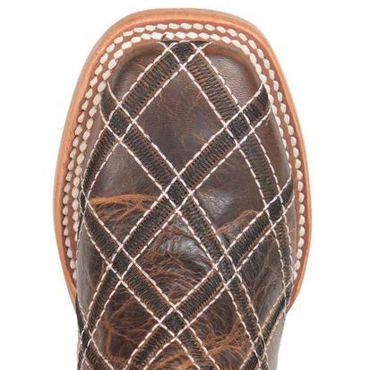 Anderson Bean Boys Patchwork Moka Sabotage Bone Cowboy Boots