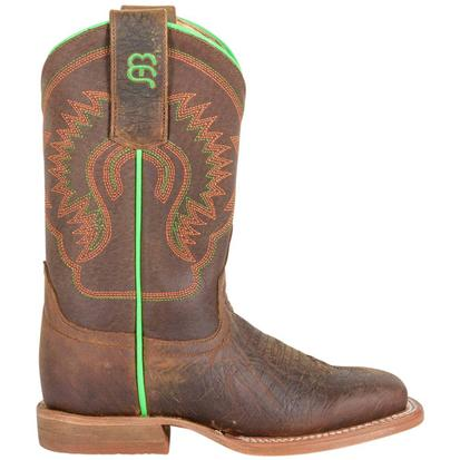Anderson Bean Bison In Distress Boots