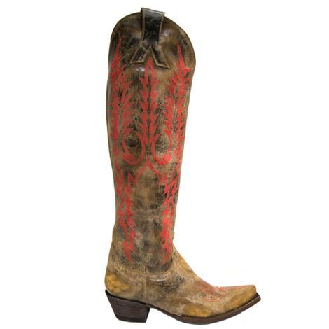 Old Gringo Womens Myra Bug Western Boots