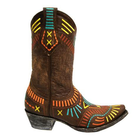 Old Gringo Womens Apache Stitch Western Boots