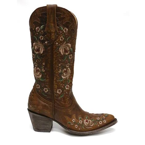 Old Gringo Womens Brass Martina Boots