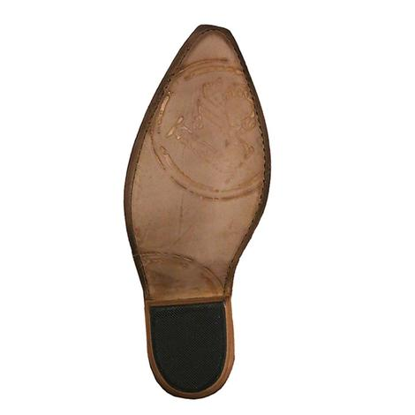 Liberty Black Womens Short Fringe Boots
