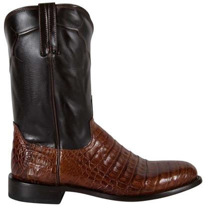 Lucchese Mens Sienna Roper Boots