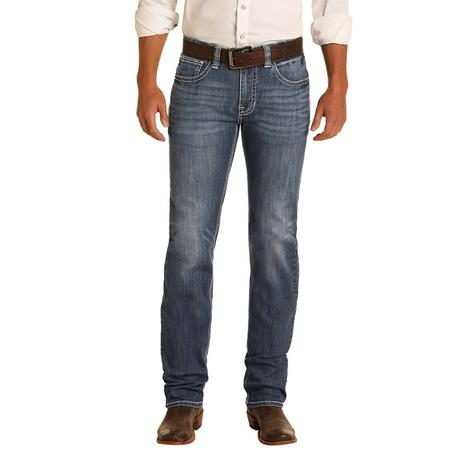 Rock and Roll Cowboy Revolver Medium Vintage Men's Jeans