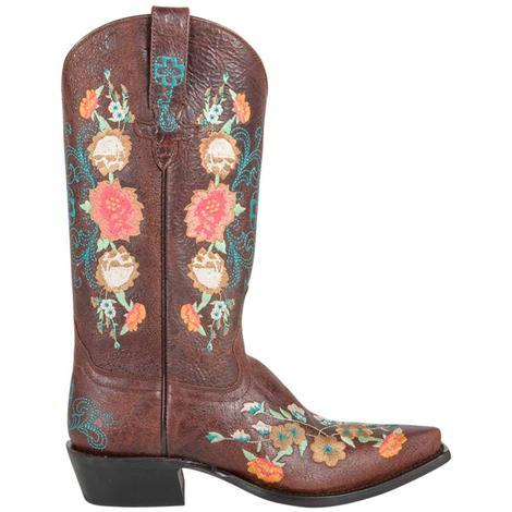 Macie Bean Womens Sweet Sixteen Western Boots