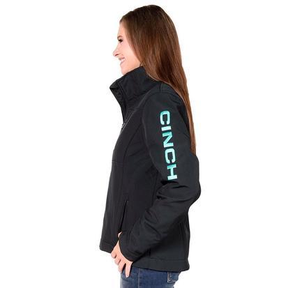 Cinch Women's Bonded Black Conceal Jacket